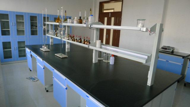 铝玻试剂架带灯OBE-07